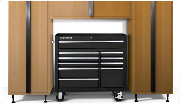Toolchest Garage Organization, Storage Cabinet  Colorado